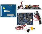 NHD-3.5-320240MF-VIDEO Board